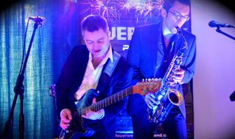 Musikband ``Feuerwerk`` für hochzeit